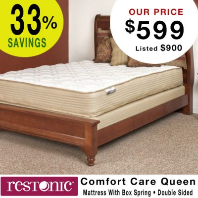 Comfort Care Queen Mattress